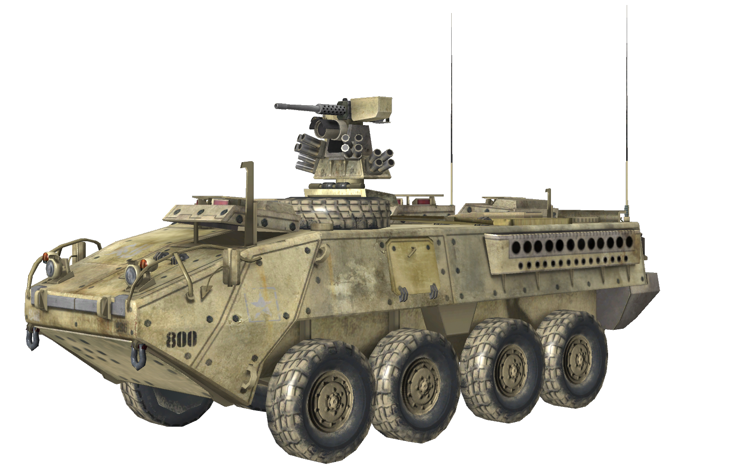 Stryker (Vehicle)   Call of Duty Wiki   FANDOM powered by ...