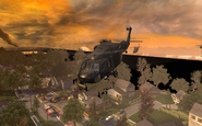 UH-60 Blackhawk Exodus MW2