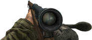 Arisaka Sniper Scope WaW