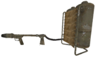 M2 Flamethrower model WaW