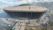 Stadium Verdansk Warzone MW