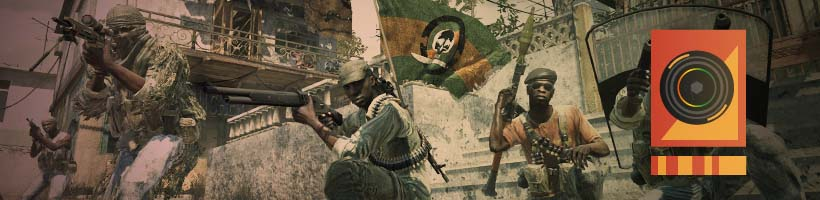 African Militia skins MW3