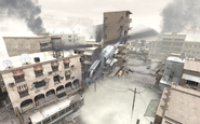 Cobra Helicopter killstreak CoD4