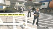 Codmw2 no russian airport security