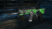 ICR-1 Gunsmith Model Weaponized 115 Camouflage BO3