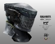 Merc helmet concept 3 IW