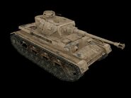 Panzer IV model CoD 2
