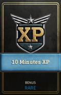 Rare XP Bonus Supply Drop Card WWII