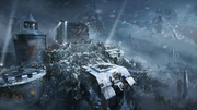 Der Eisendrache Loading Screen BO3
