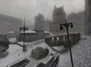 Moscow in CoD2