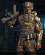 Ruin Earth outfit BO3