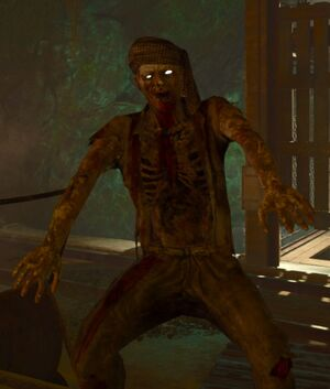 Shrieker Zombie BO3