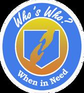 Who's Who Emblem