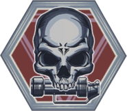 Bite Down Emblem MWR