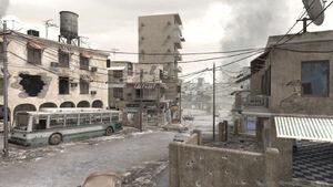 Cod4 map crossfire
