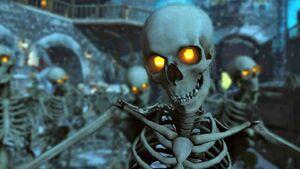Der Eisendrache Skeletons Bo3
