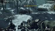 Safeguard Minigun gameplay CODG
