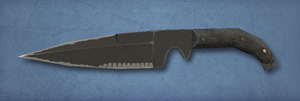 Throwing Knife icon CoDO