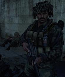 US Army rangers BOII