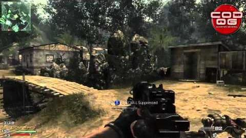 VILLAGE Modern warfare 3 Gameplay MW3
