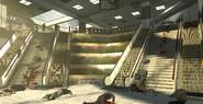 Zakhaev Int Airport Massacre - dead civilians