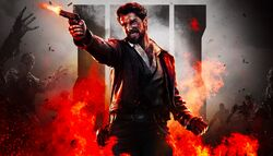 Diego PromotionalArt Zombies BO4