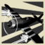 Flyboy trophy icon WWII
