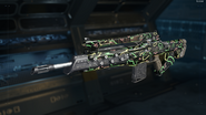 M8A7 Gunsmith Model Swindler Camouflage BO3