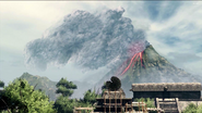 Ruins Volcano CoDG