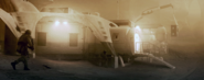 Titan Sandstorm Calling Card IW