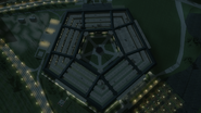 Пентагон сверху