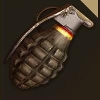 マークⅡ手榴弾 CoDWWII