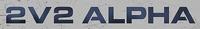 2v2Alpha Logo MW
