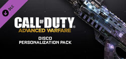 Disco Personalization Pack AW2