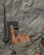 Machine Pistol Inspect 2 WWII