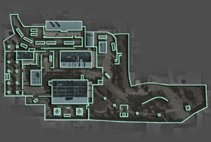 Pipeline Layout CoD4