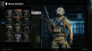 Undercover Body Male BO3