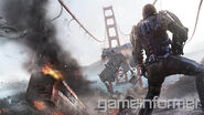 Gameinformer cover AW