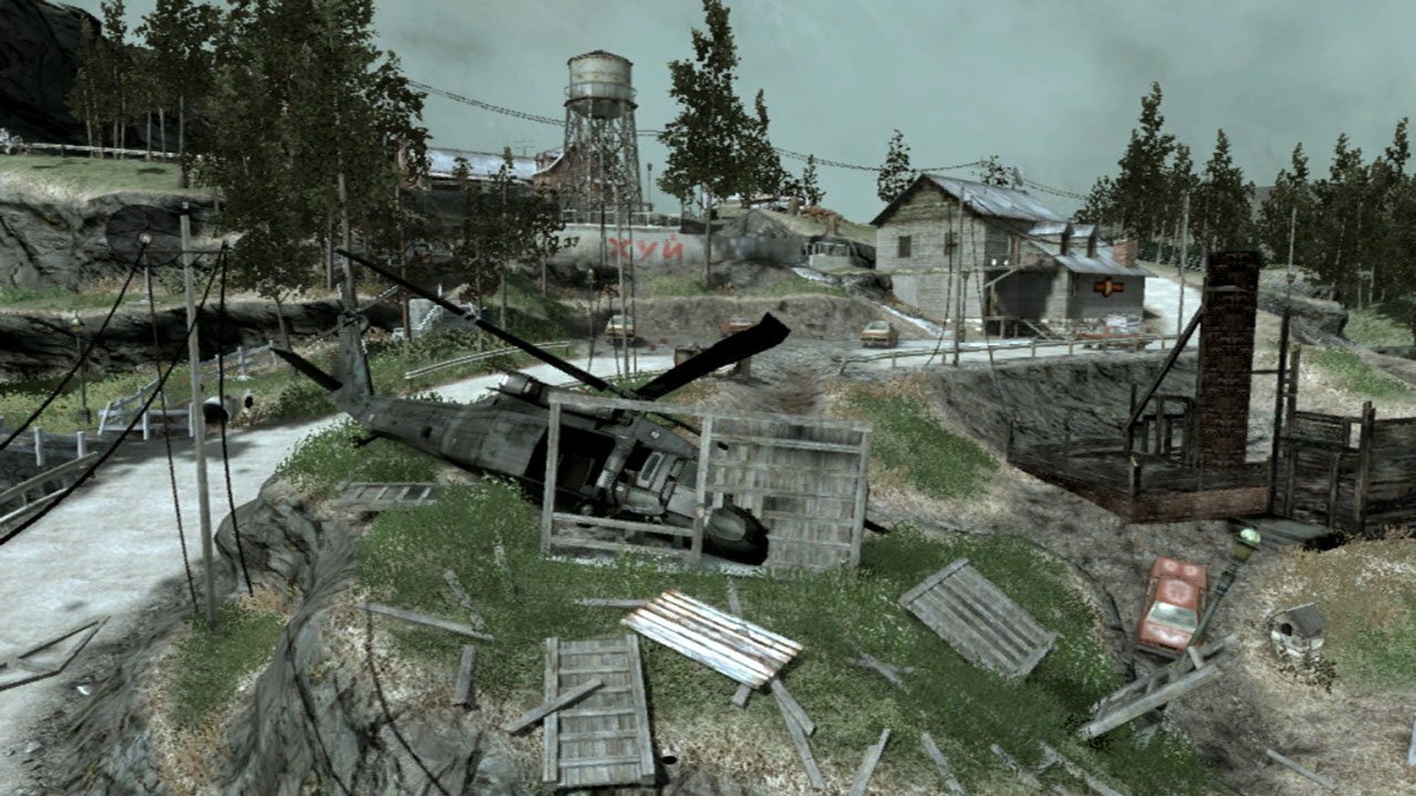 Category:Call of Duty 4: Modern Warfare Cut Multiplayer Maps | Call on