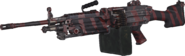 M249 SAW Red Tiger MWR