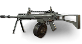 MG36 menu icon MW3