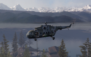 Mi-8 in Loose Ends MW2