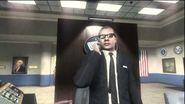 Secret Service Agent Pentagon USDD BO