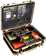 Briefcase Bomb model CoDG