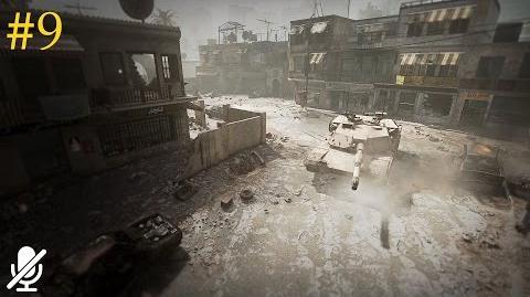 Call of Duty Modern Warfare Remastered - Кабан 9