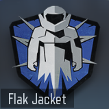 Flak Jacket Perk Icon BO3