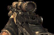 M14 EBR Silencer MW3