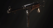 MP-40 menu icon WWII