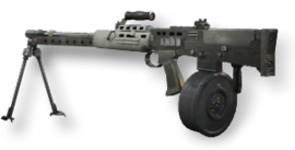 Weapon sa80