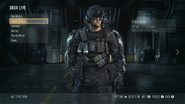 Kryptek Typhoon Camouflage Operator customization AW